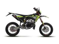 FANTIC 50 MOTARD COMPETITION 2020 BRAND NEW