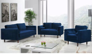 Pamula 3pc Sofa Set **New**