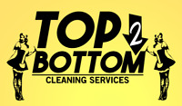 Top To Bottom Cleaning Services (Best Rates!)