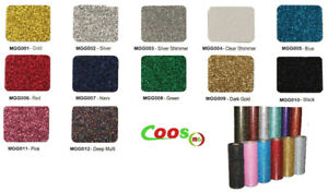 "Coos HTV Glitter HTV heta transfer vinly For T-shirt. ---20""x1yd"
