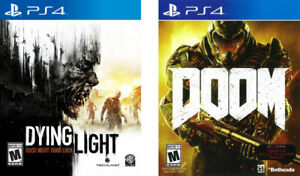 Games for Sale – PS4 PlayStation 4