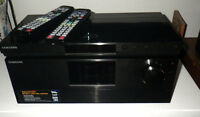 SAMSUNG HW-C700 7.1 RECEPTEUR +BLU-RAY +5.1 POLK AUDIO SPEAKERS