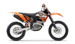 Looking for a 2008 ktm Sxf 250