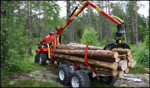 4x4 Log trailers and loaders for your ATV starting at $249.00/M St. John's Newfoundland image 9