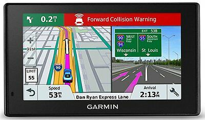 Garmin Driveassist 51 Na Lmt S W Lifetime Maps Traffic  Dash Cam