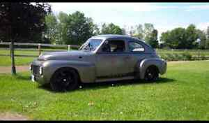1957 Volvo Custom street rod (trade for diesel truck)