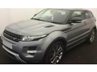 LAND ROVER R/R EVOQUE 2.0 TD4 SE TECH HSE DYNAMIC 4WDLUX 2W FROM £114 PER WEEK!