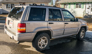 Jeep Grand Cherokee (new tires)