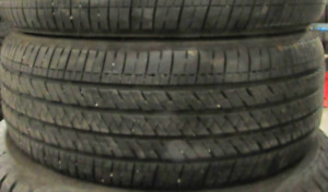 Bridgestone Ecopia EP422 Plus P215/55/17=85% tread=2 tires $175