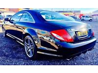 2007 Mercedes-Benz CL 6.2 CL63 AMG 7G-Tronic 2dr