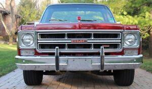 1975-1976 GMC truck grill.