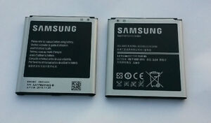 Brand  New Glaxy Samsung Cell Phone S3/S4/S5 A grade Battery