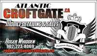 Atlantic Croftgate  mobile detailing and sales