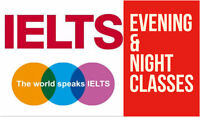 NIGHT & EVENING CLASSES FOR IELTS PREPARATION! CALL 5877191786