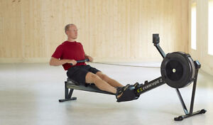 Concept 2 rowing machines  Model D and E