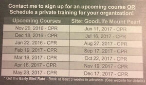 CPR and First Aid Training St. John's Newfoundland image 2