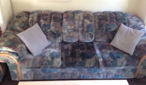 couches- 2 seater and a 3 seater combo