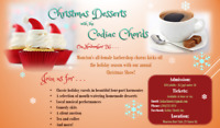 Holiday Musical Show with Dessert Buffet!