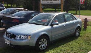 2003 Audi A4   -   All Wheel Drive