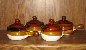 Traditional Onion Soup Bowls