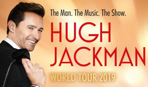 Hugh Jackman: The Man. The Music. The Show. June 25th
