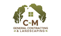 C-M General Contracting And Landscaping