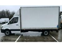 2017 Mercedes-Benz Sprinter 314 Luton Long BOX VAN Diesel Manual