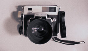Koni-Omega Rapid Pro Medium Format Rangefinder Press Camera
