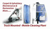 Professional carpet cleaner and upholstery & tile  cleaning too