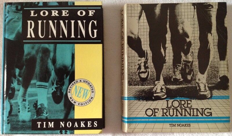 2 books lore of running dr tim noakes 2 books hardcover and 2 books lore of running dr tim noakes 2 books hardcover and fandeluxe Images