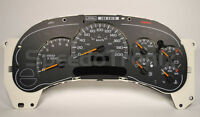 GM CHEVROLET GMC Instrument Cluster Gauges REBUILD REPAIR SHOP!