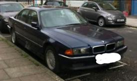 BMW 728I, FSH, FULL MOT, 2 PREVIOUS OWNERS