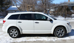 2010 Dodge Journey R/T , All Wheel Drive, Heated Leather