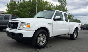 2008 Ford Ranger Sport 4x4, Special 8995