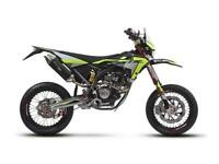 FANTIC 125 MOTARD COMPETITION 2020 BRAND NEW
