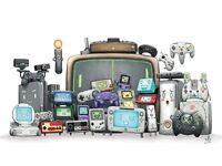 CASH - Video Games/Consoles, Figures 💷💷