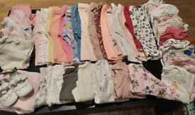Baby girl clothes 3/6-6/9