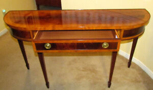 Hekman Copley Place table collection