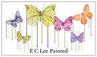 E C LEE PAINTED