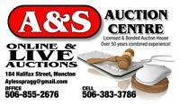Live Auction Variety Of Treasures Door Prizes & Cash Bar!!