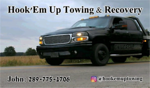 Towing Services For Hamilton & Surrounding Areas