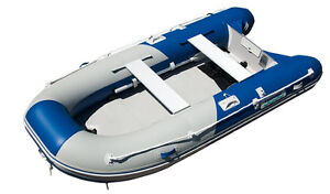 11 FT  INFLATABLE BOAT with  high pressure floor North Shore Greater Vancouver Area image 3