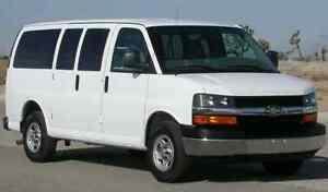 Chevy Express Extended - 3500