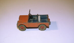 DINKY TOYS, LAND ROVER, 1/43