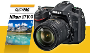 Selling a Nikon D 7100 with a low shutter Count,like new