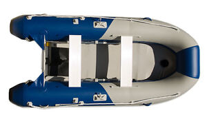 11 FT  INFLATABLE BOAT high pressure floor North Shore Greater Vancouver Area image 1