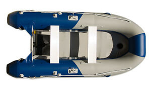 11 FT  INFLATABLE BOAT with  high pressure floor North Shore Greater Vancouver Area image 1
