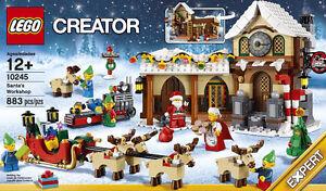 LEGO Santa's Workshop 10245