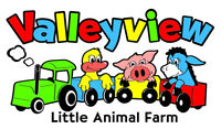 VOLUNTEER NEEDED - Valleyview Little Animal Farm