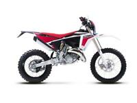 FANTIC XE 125 2021 MODEL ROAD REGISTERED ENDURO IN STOCK AT CRAIGS MOTORCYCLES